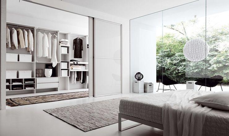 Egger´s Einrichten INETRIOR DESIGN Camera da letto moderna