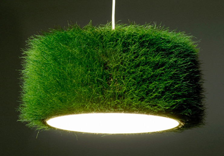 Lampen aus Gras – Shade Grassland