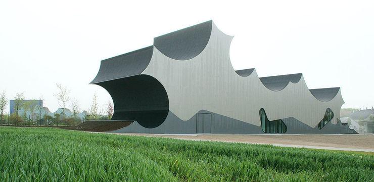 DANFOSS UNIVERSE - Extension (Phase II) Food Factory and Curiosity Center, Nordborg, Denmark J.MAYER.H Schulen