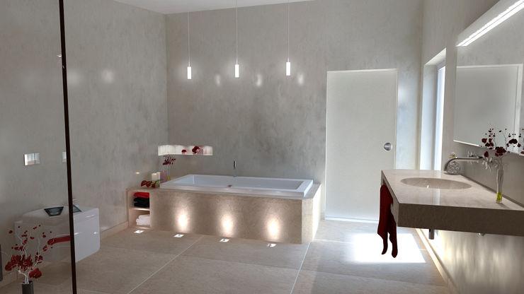 Design by Torsten Müller Baños de estilo moderno