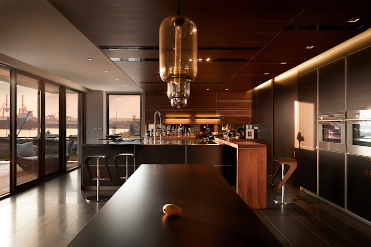 Kaohsiung City   Taiwan LEICHT Küchen AG Moderne Esszimmer