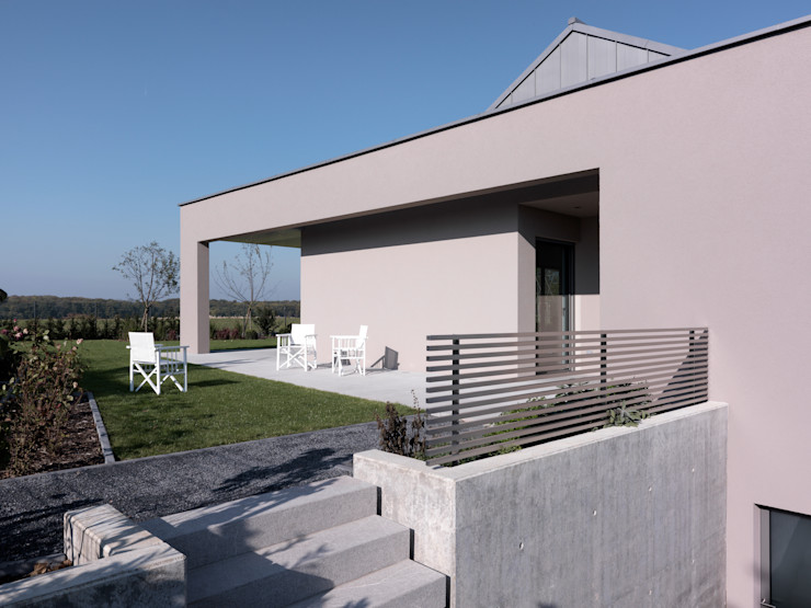 LEICHT Küchen AG Modern garden