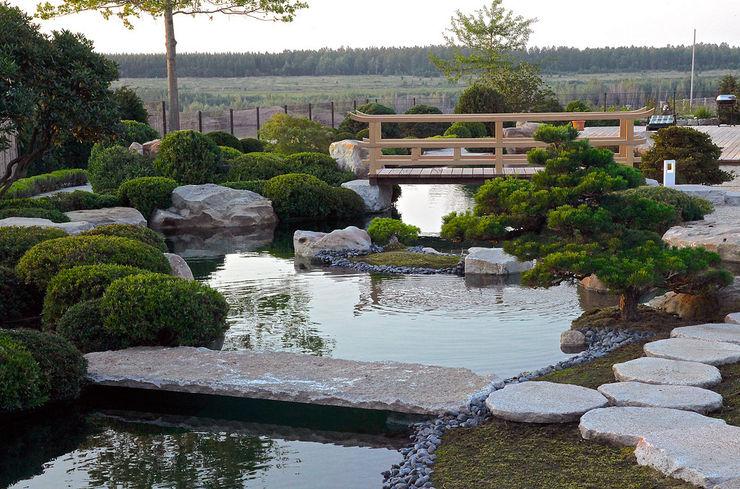 homify Azjatycki ogród