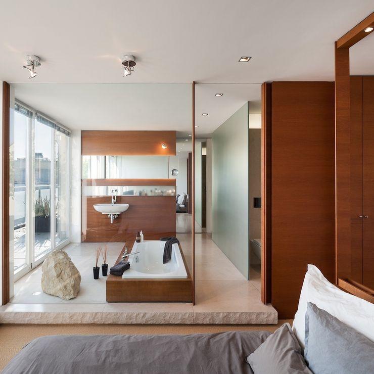 Baddesign exclusiv innenarchitektur-rathke Badezimmer