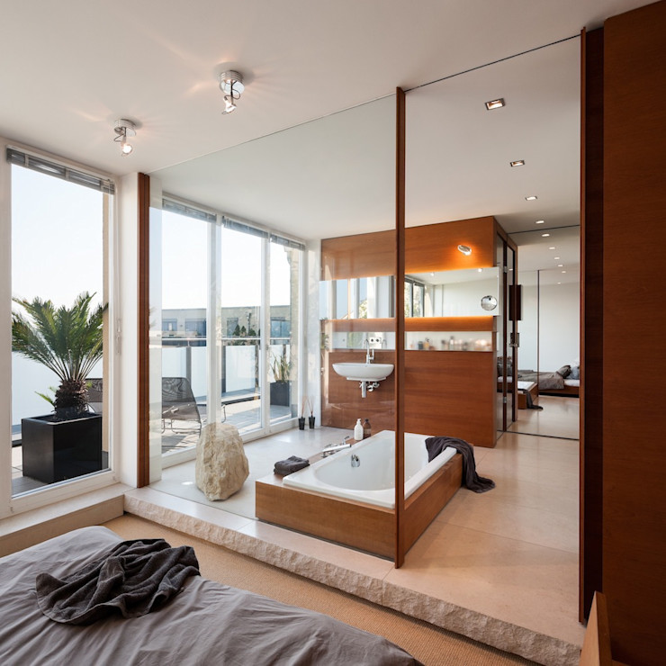 Baddesign innenarchitektur-rathke Badezimmer