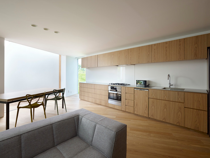 小泉設計室 Modern kitchen