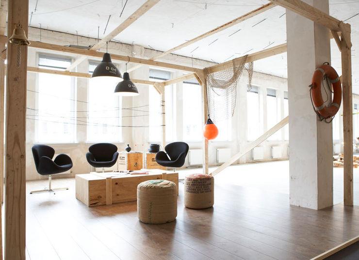 Studio Uwe Gaertner Interior Design & Photography อาคารสำนักงาน