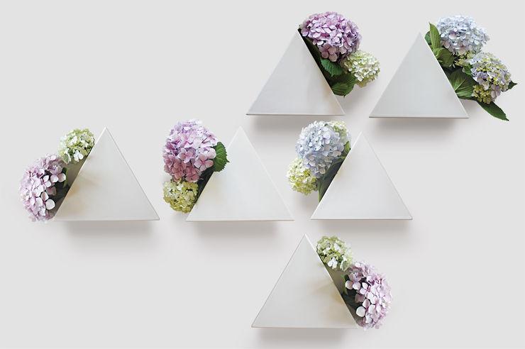 Pardis, modular hanging wall vases Mehdi Pour design studio HaushaltPflanzen und Zubehör