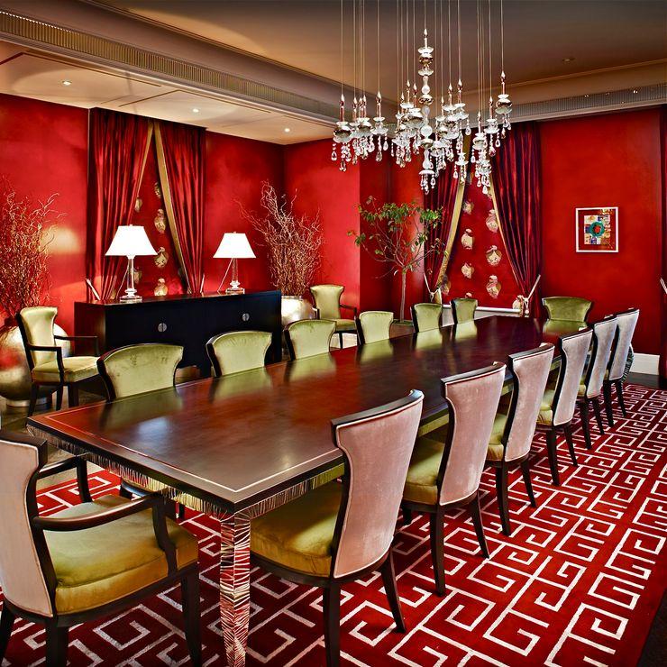 Dining Room Fisher ID Comedores de estilo clásico