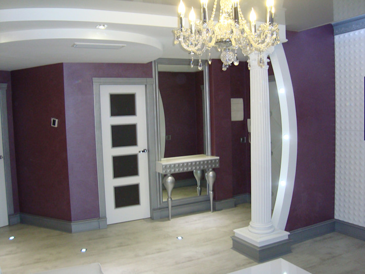 interiorismoDMITRY Гостиная в стиле модерн
