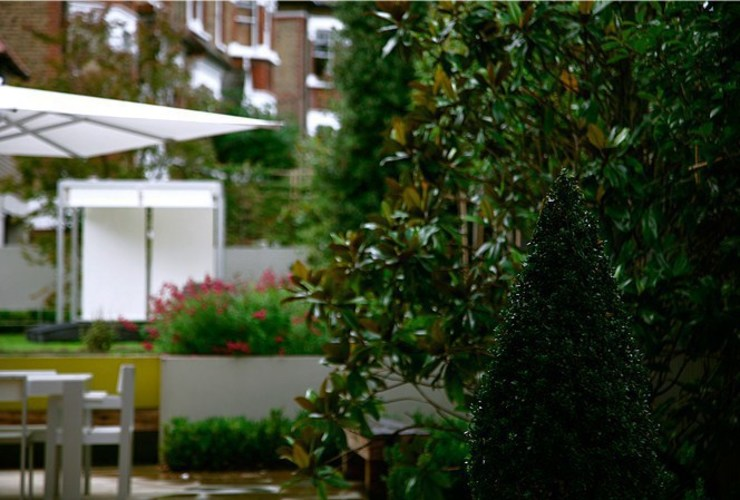 Classic & Modern Garden Landscape Design Klasik Bahçe