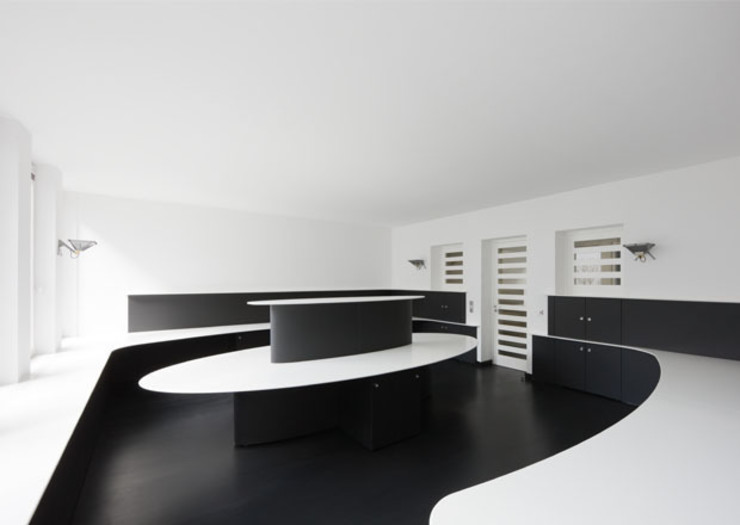 IONDESIGN GmbH Modern offices & stores