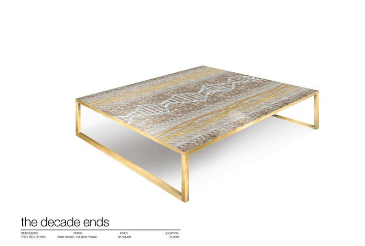 edge of reason Martin Brown Mosaics 家居用品房間隔間與屏風