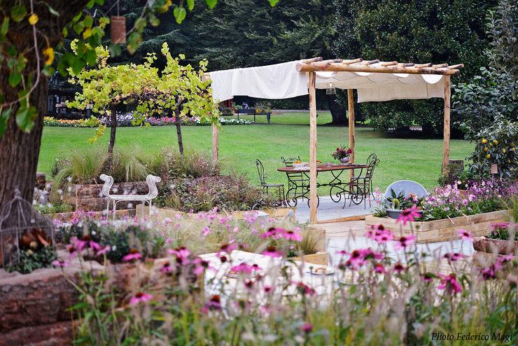 'Tutti giù per terra' Barbara Negretti - Garden design - Giardino