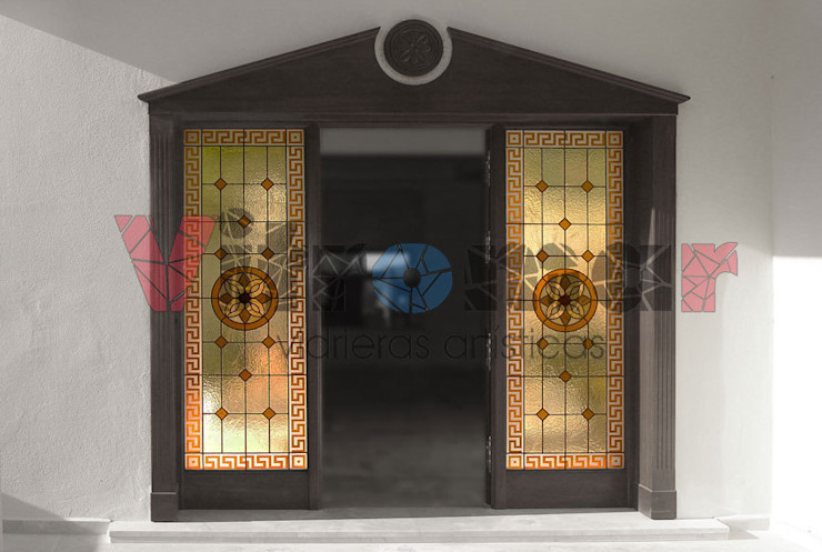 Vitromar Vidrieras Artísticas Windows & doors Doors