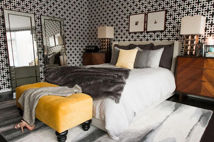 Hells Kitchen Penthouse Bhavin Taylor Design Quartos