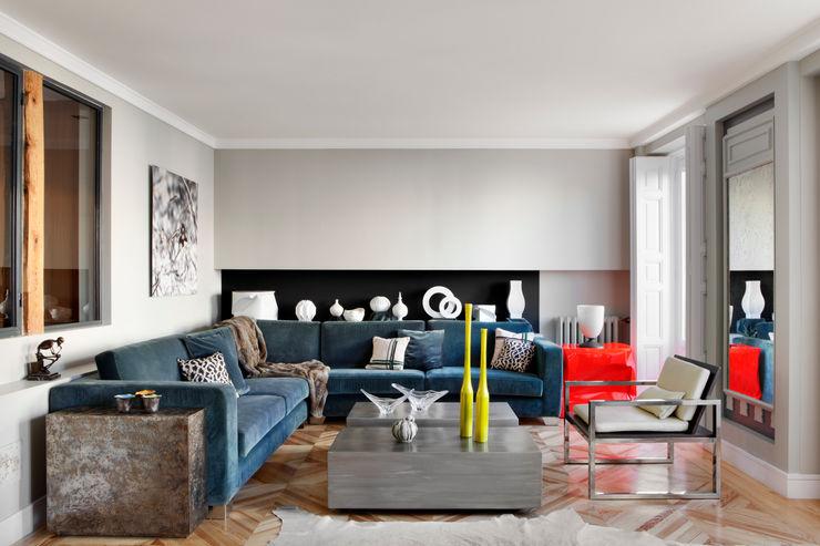 Ines Benavides Modern living room