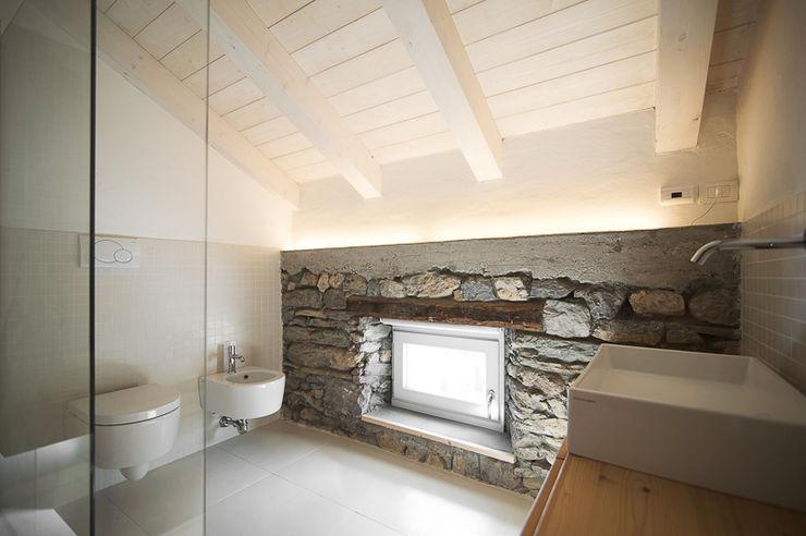 MIDE architetti Salle de bain moderne