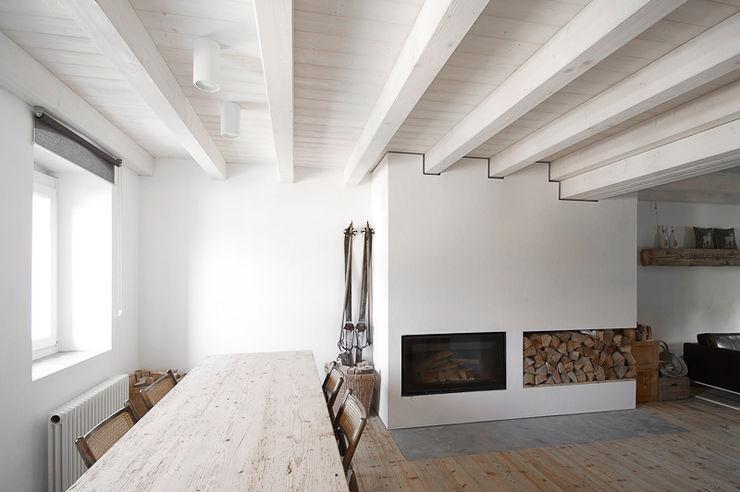 MIDE architetti Salle à manger moderne