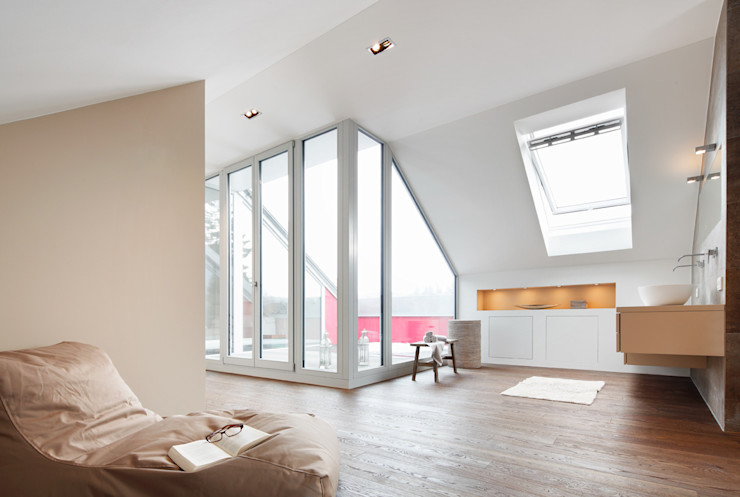 WSM ARCHITEKTEN Classic style bedroom