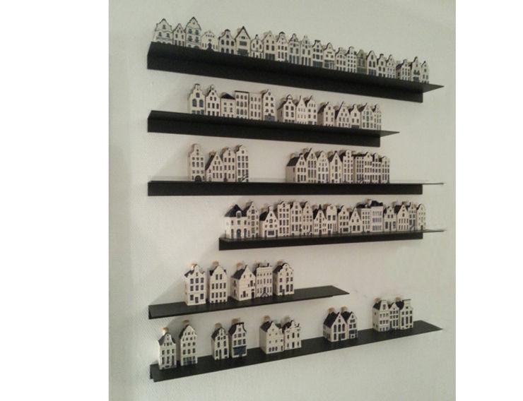 Diverse Marike Add planchetjes zwart Marike Moderne woonkamers