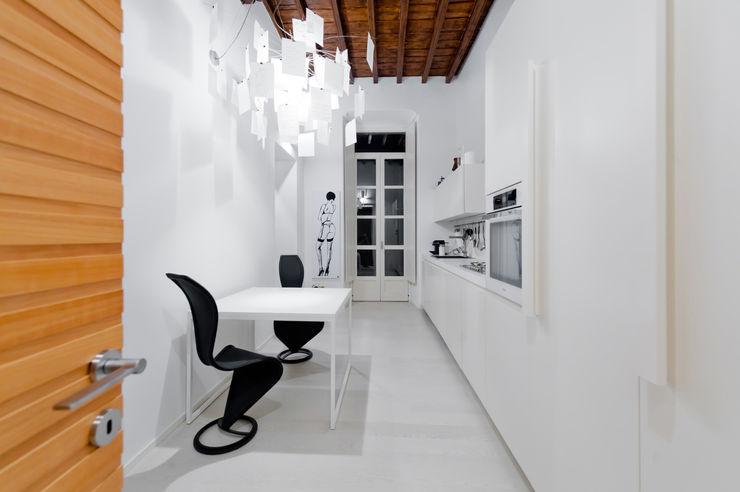 U:BA house Comoglio Architetti Keuken