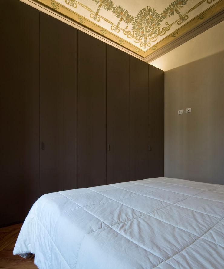 CHB house Comoglio Architetti Classic style bedroom