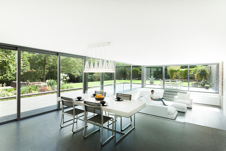 AR Design Studio- Abbots Way AR Design Studio Modern Dining Room