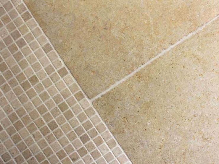 LIMESTONE FLOOR TILES DT Stone Ltd Paredes y pisosRevestimientos de paredes y pisos