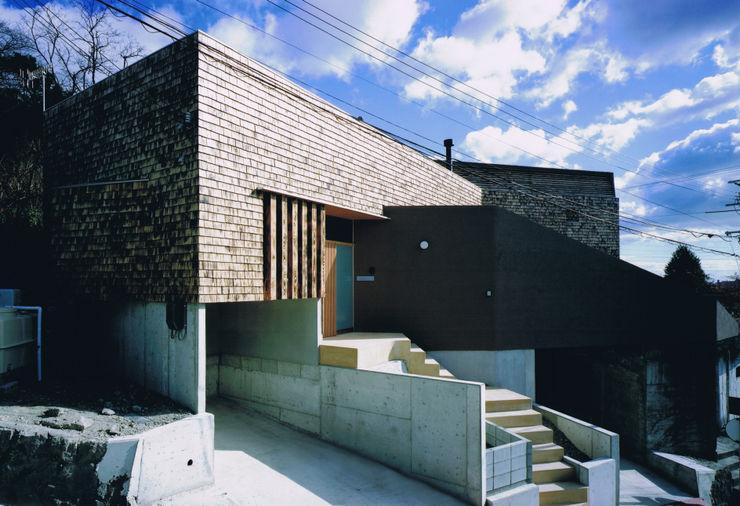 eu建築設計 Casas de estilo ecléctico