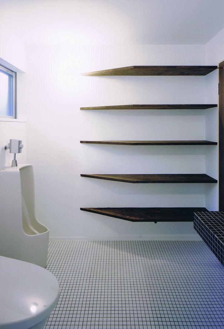 eu建築設計 Baños de estilo ecléctico