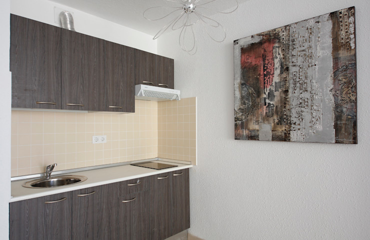 Marco Barbero 現代廚房設計點子、靈感&圖片