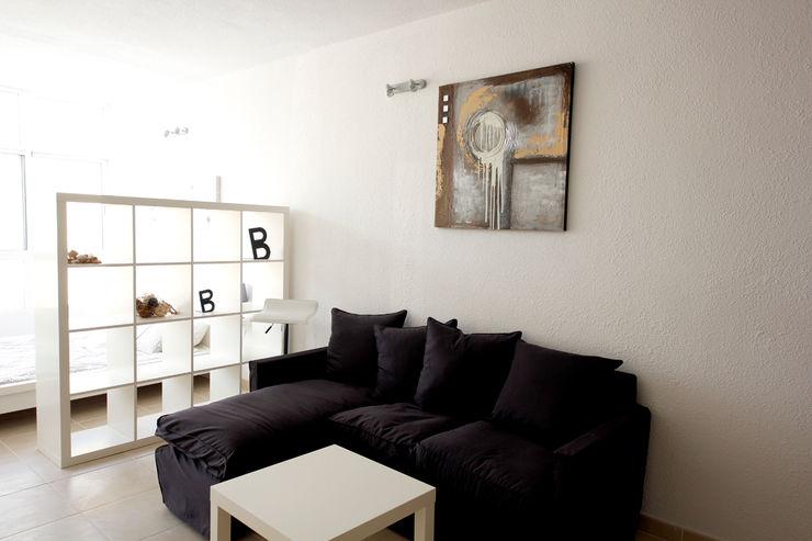 Marco Barbero 现代客厅設計點子、靈感 & 圖片