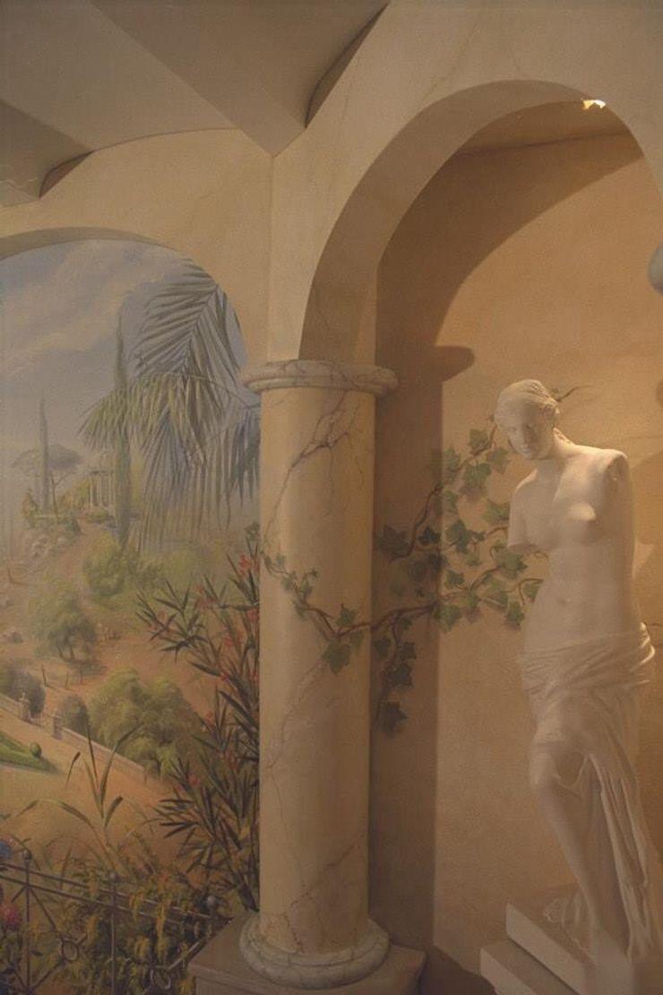 Illusionen mit Farbe Vestíbulos, pasillos y escalerasAccesorios y decoración