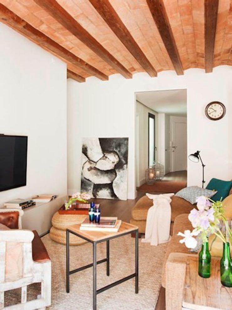 The Room Studio Living room