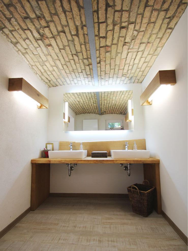 Highlight Damentoilette Wohnwert Innenarchitektur Rustikale Gastronomie