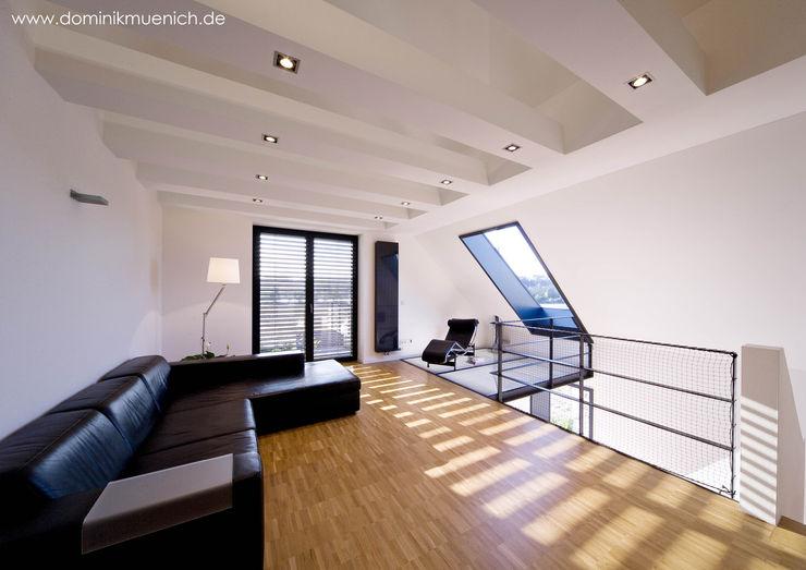 Architekturbüro Ferdinand Weber Modern living room