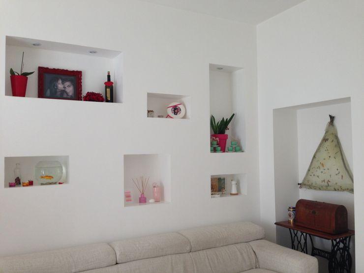 _Soggiorno Idealarchitecture Case moderne