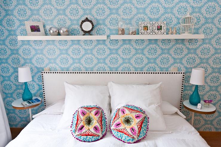 www.rocio-olmo.com Dormitorios modernos: Ideas, imágenes y decoración