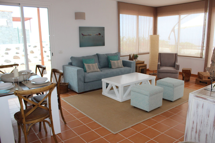 Tatiana Doria, Diseño de interiores Living room