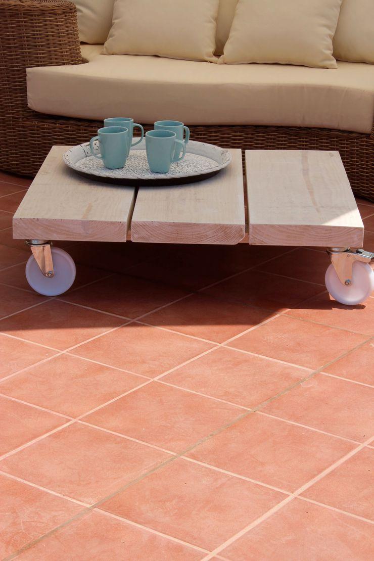 Tatiana Doria, Diseño de interiores Garden Furniture