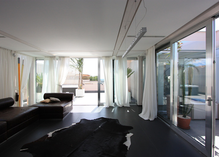 Piano B Architetti Associati Living Room