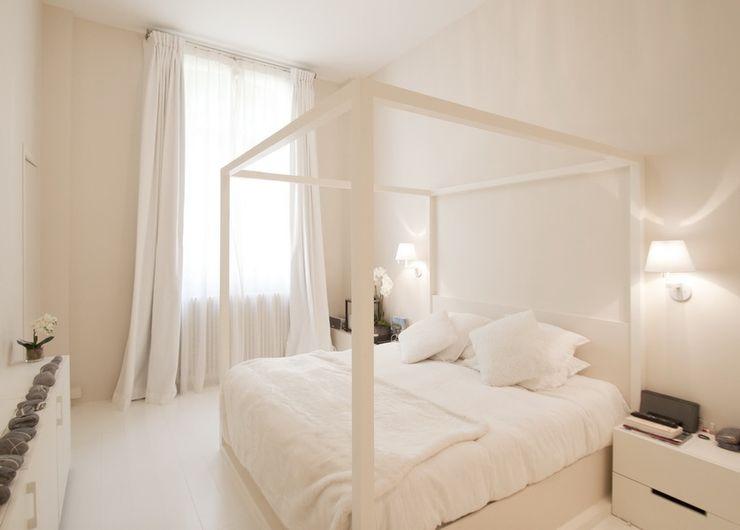 FELD Architecture Modern Bedroom