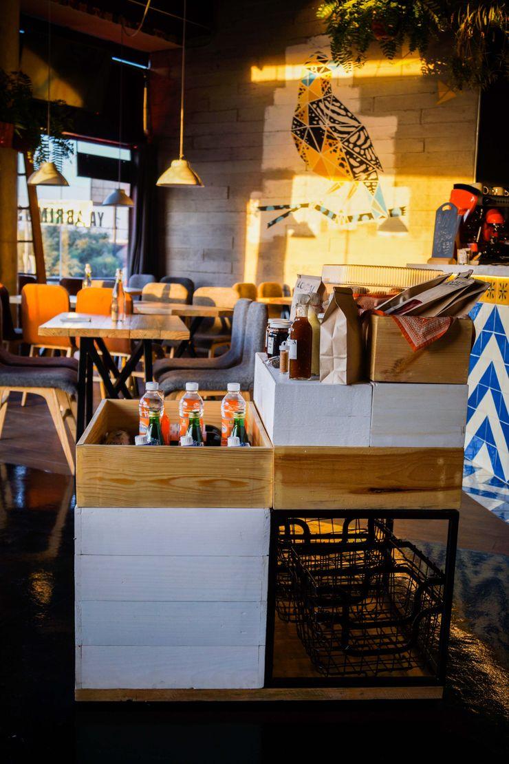 amiko espacios Office spaces & stores