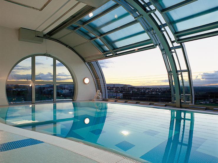Lehmann Art Deco Architekt Edifícios comerciais ecléticos