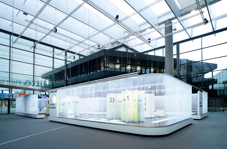 Marius Schreyer Design Salas multimedia modernas