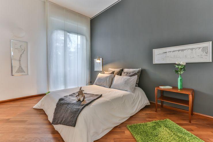 DA VUOTO A... STAGED! Bologna Home Staging Camera da letto in stile classico