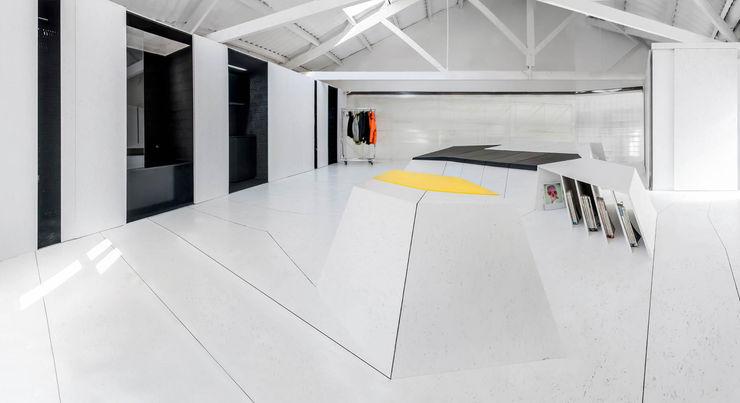 EXTERNAL REFERENCE ARCHITECTS Study/office