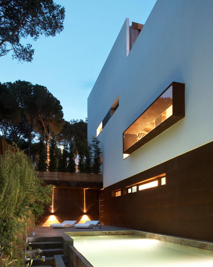 House at Tamariu Octavio Mestre Arquitectos House
