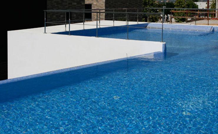 House at Sant Cugat Octavio Mestre Arquitectos Home Pool